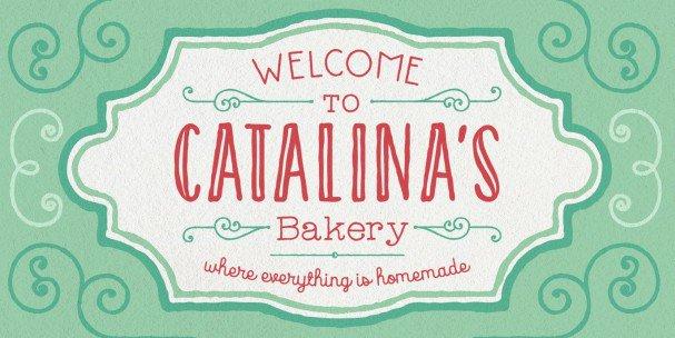 Catalina Anacapa шрифт скачать бесплатно