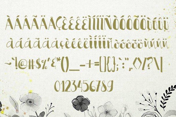 Lisa Marie шрифт скачать бесплатно