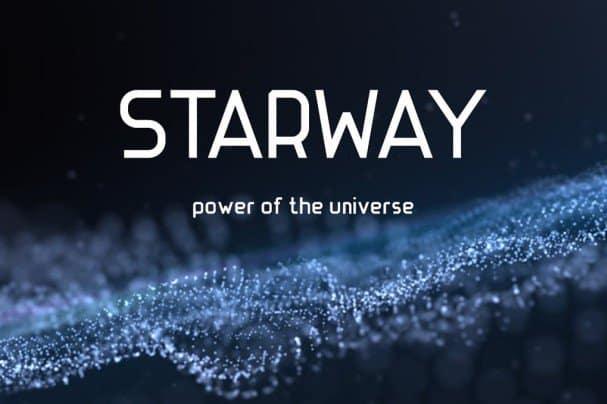 STARWAY — strict and stylish   шрифт скачать бесплатно
