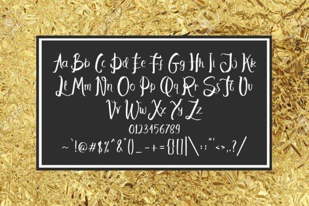 Rustic Station Typeface шрифт скачать бесплатно