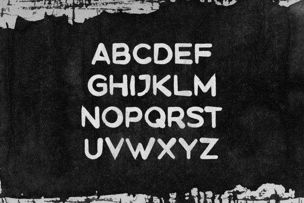 Ghoul шрифт скачать бесплатно