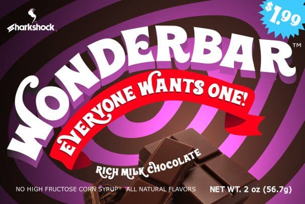Wonderbar шрифт скачать бесплатно