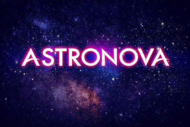Astronova шрифт скачать бесплатно