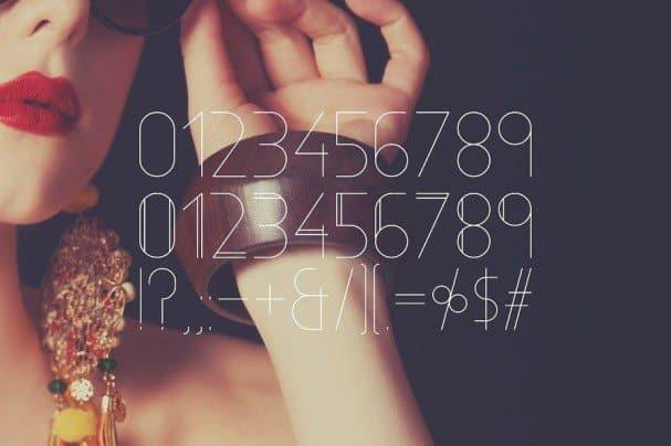 Venge Typeface шрифт скачать бесплатно