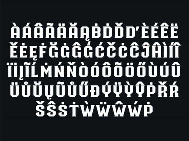 Regius шрифт скачать бесплатно
