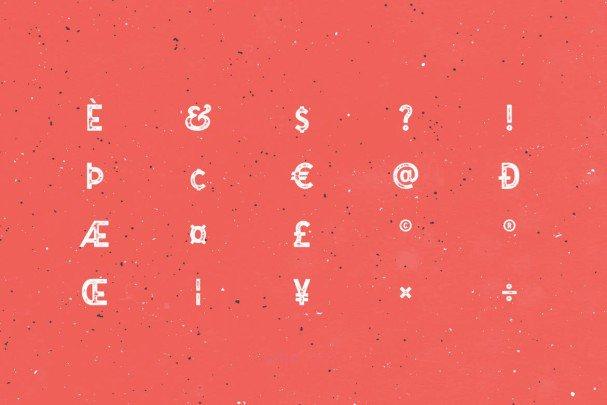 Gutenberg - Font Family шрифт скачать бесплатно