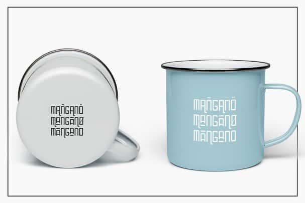 Mangano шрифт скачать бесплатно