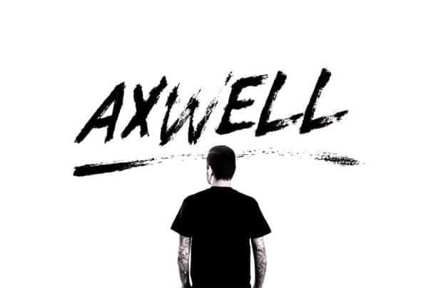 Axwell Brush Font шрифт скачать бесплатно