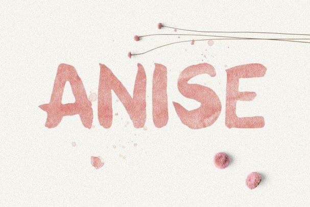 Anise шрифт скачать бесплатно