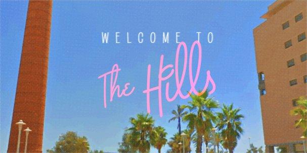 The Hills шрифт скачать бесплатно
