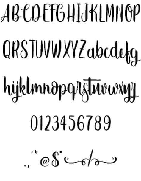 Sweet Hipster font шрифт скачать бесплатно