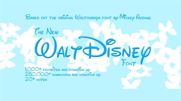 New Waltograph   шрифт скачать бесплатно