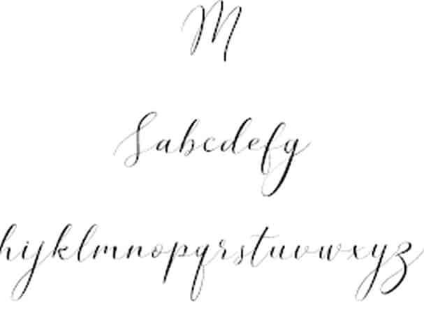 Simple Monologue шрифт скачать бесплатно