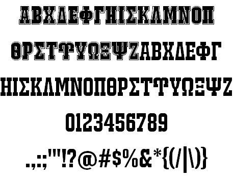 JACKPORT COLLEGE NCV шрифт скачать бесплатно