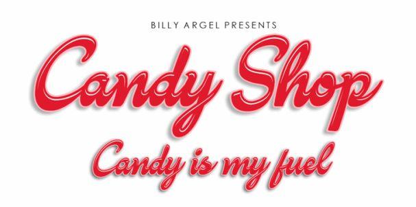 Candy Shop шрифт скачать бесплатно
