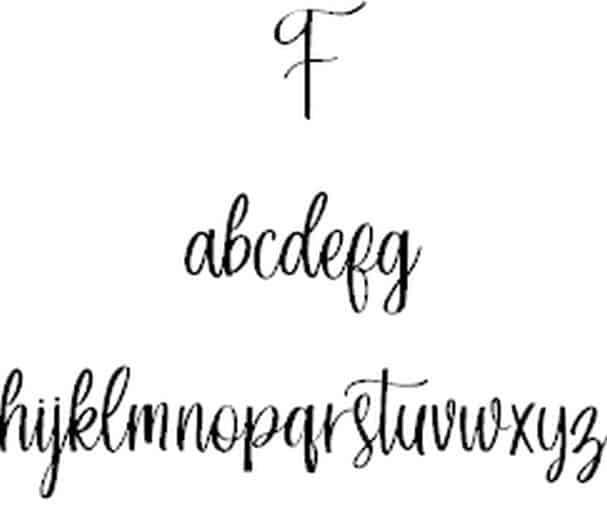 Forefarmers шрифт скачать бесплатно