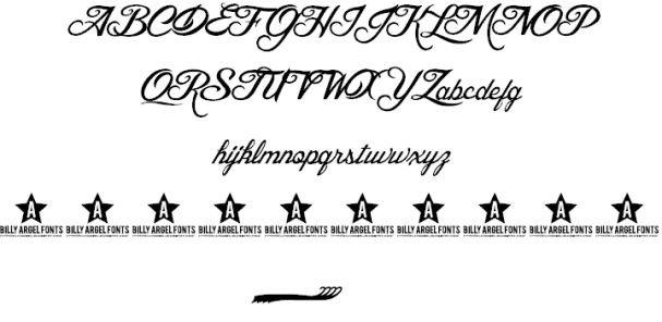 Blessed Day   шрифт скачать бесплатно