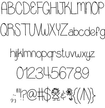 LittleMissPriss шрифт скачать бесплатно