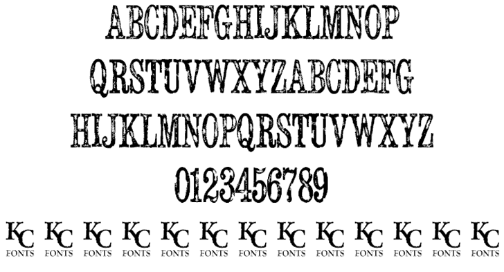 Serial Publication шрифт скачать бесплатно