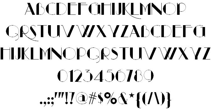 Raconteur NF шрифт скачать бесплатно