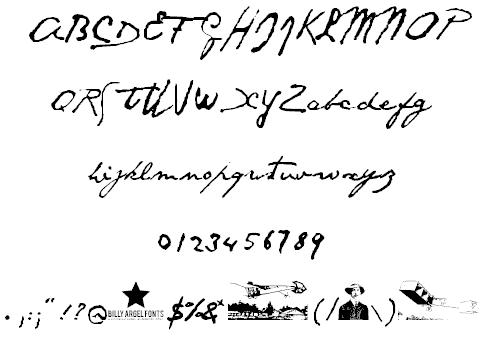 SANTOS DUMONT шрифт скачать бесплатно