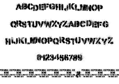 Misdemeanor шрифт скачать бесплатно