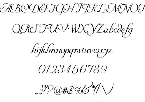 YoureInvited шрифт скачать бесплатно
