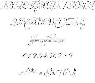 Invitation Script шрифт скачать бесплатно