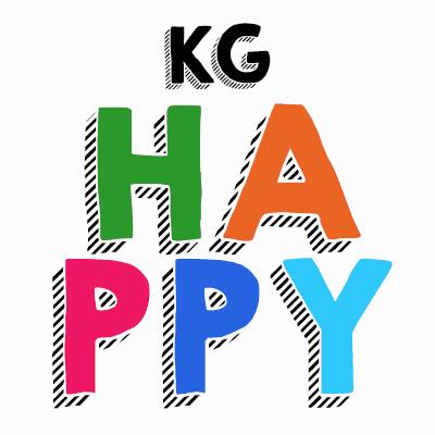 KG HAPPY шрифт скачать бесплатно