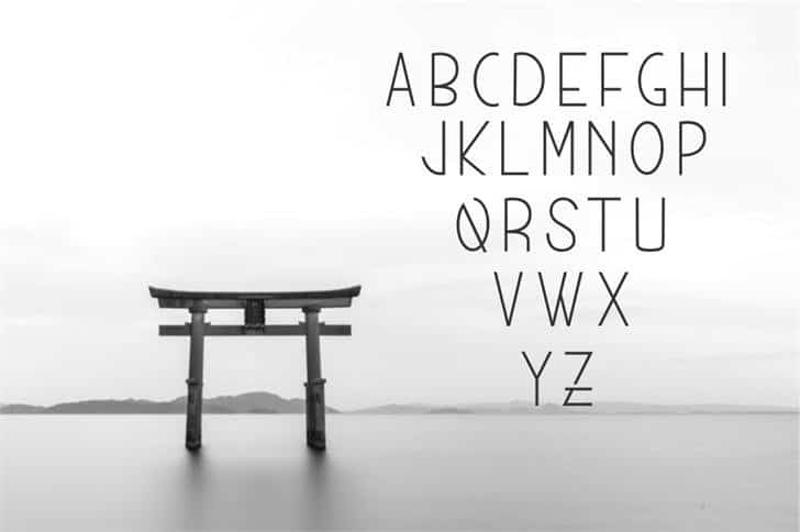 MUNICH шрифт скачать бесплатно