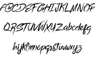 Bottomless Script шрифт скачать бесплатно