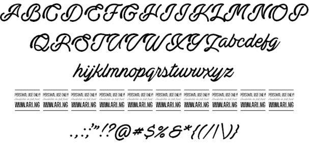 Actonia шрифт скачать бесплатно