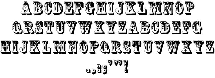 Coffee Tin шрифт скачать бесплатно
