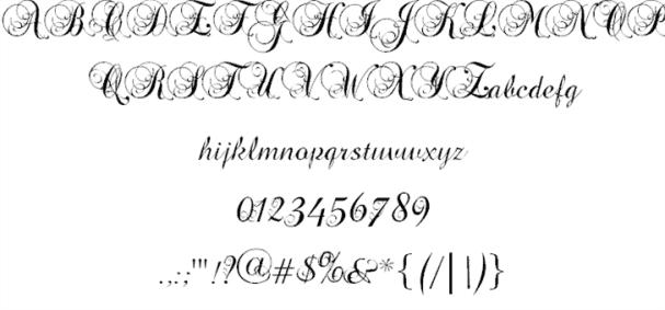 Precious шрифт скачать бесплатно