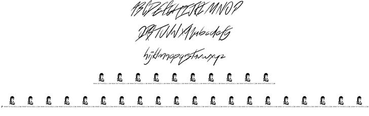 Blinkets шрифт скачать бесплатно