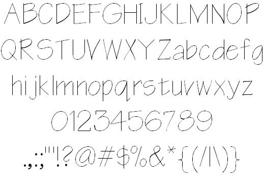 Architect шрифт скачать бесплатно