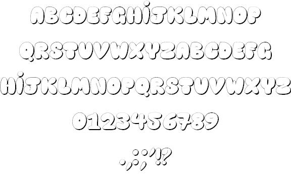 Happy brown cat шрифт скачать бесплатно
