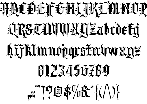 Kingthings Spikeless шрифт скачать бесплатно