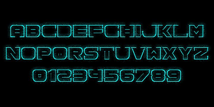 Spac3 neon шрифт скачать бесплатно