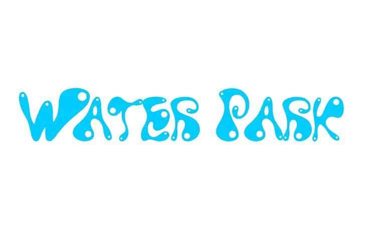 Water Park шрифт скачать бесплатно