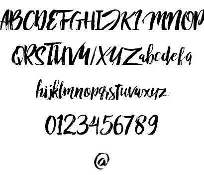 RofiTaste шрифт скачать бесплатно