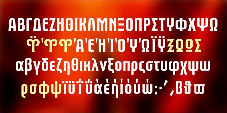 FTY STRATEGYCIDE NCV шрифт скачать бесплатно