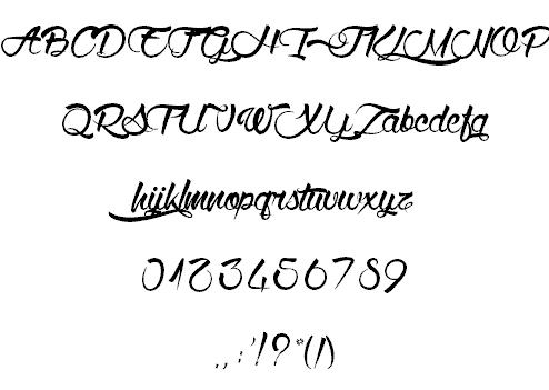 Wolf in the City шрифт скачать бесплатно