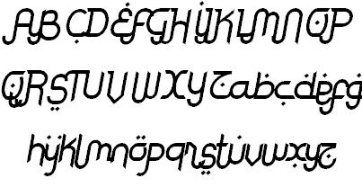 Rodja шрифт скачать бесплатно
