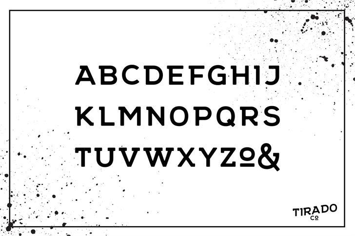 NORTHWEST Bold шрифт скачать бесплатно