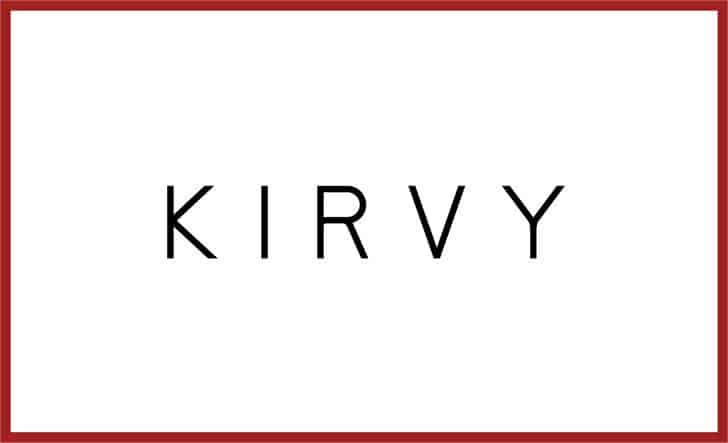 Kirvy шрифт скачать бесплатно